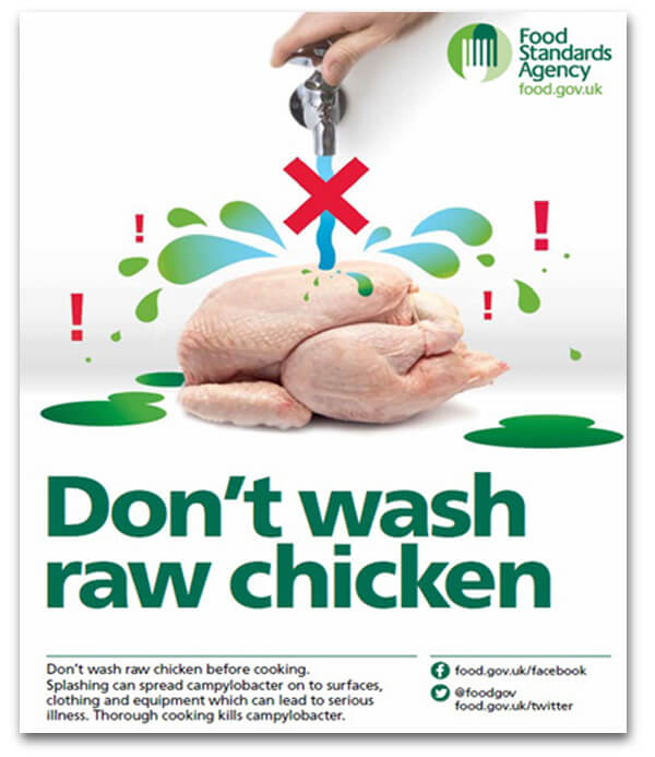 Social-and-Local-Food-Standards-Agency-Advert