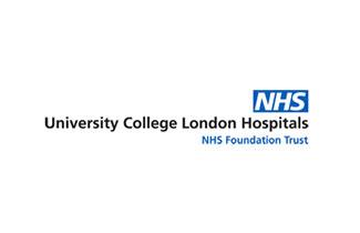 NHS University College London Logo