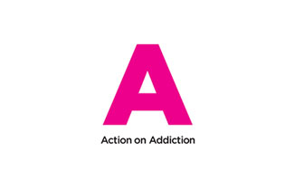 Action on Addiction Logo