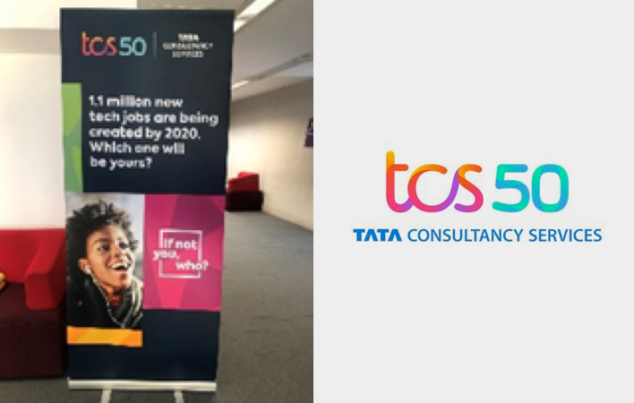 Tata Consultancy Services, If Not You, Who?