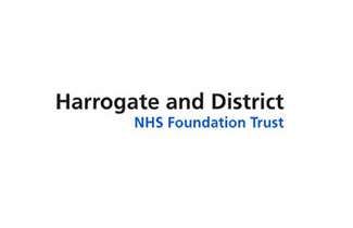 NHS Harrogate and District Logo