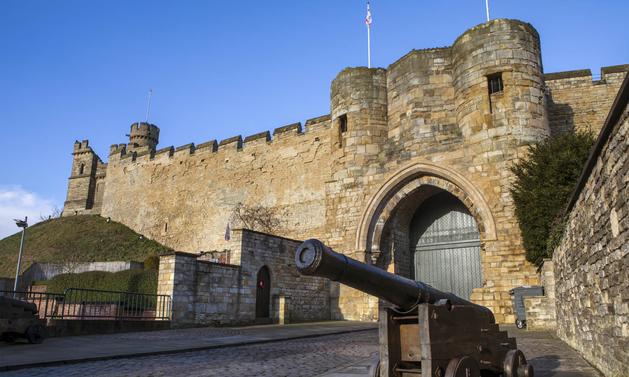 Social-and-Local-Lincoln-Castle-Case-Study